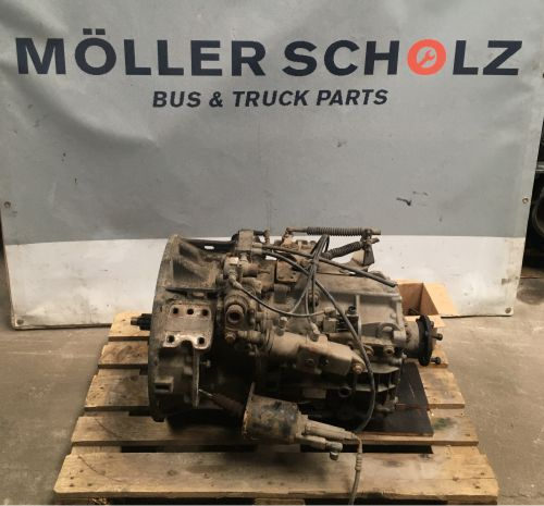 Getriebe Mercedes GO 190-6 - Moeller-Scholz GbR