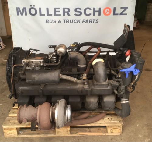 Mercedes Motor OM 457 HLA EURO 5 - Moeller-Scholz GbR