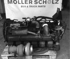 Motor - gebrauchte Ersatzteile für Bus & LKW